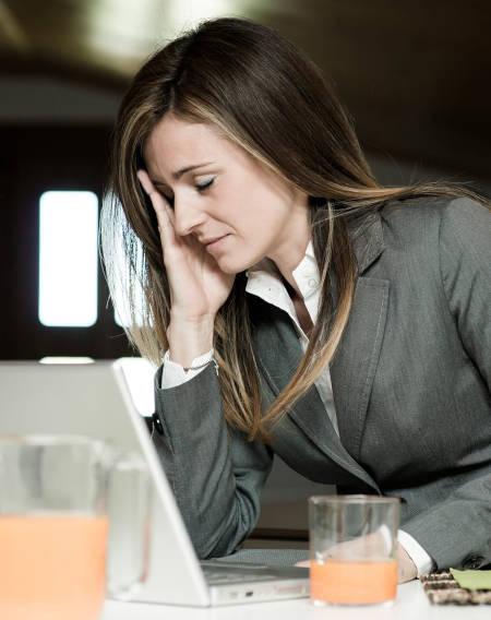 Burnout - Dr. Braun de Praun Behandlungen